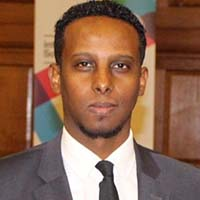 Portrait of Deeq Mohamed